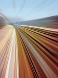 De achtergrond van de snelheid Stock Afbeeldingen