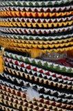 De Achtergrond van de sombrero royalty-vrije stock afbeelding