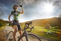 De achtergrond van de sport Royalty-vrije Stock Afbeelding