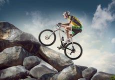 De achtergrond van de sport Royalty-vrije Stock Afbeeldingen