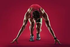 De achtergrond van de sport Royalty-vrije Stock Foto's