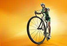 De achtergrond van de sport stock foto