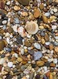 De Achtergrond van de steen Royalty-vrije Stock Fotografie