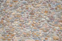 De achtergrond van de steenmuur stock foto's