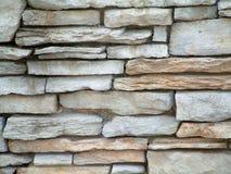 De Achtergrond van de steenmuur Royalty-vrije Stock Fotografie