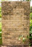 De achtergrond van de steenmuur Royalty-vrije Stock Afbeelding
