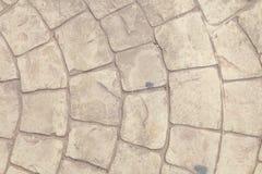 De achtergrond van de steenvloer Royalty-vrije Stock Afbeeldingen