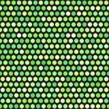 De Achtergrond van de stip Naadloos vectorpuntpatroon vector illustratie