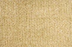 De Achtergrond van de Stof van het linnen Stock Foto