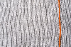 De achtergrond van de stoffenwol Stock Fotografie