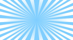 De achtergrond van de stralenstrepen van de kleur vector illustratie