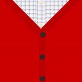 De Achtergrond van de sweater Stock Afbeelding