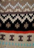 De achtergrond van de sweater Stock Foto's