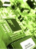 De achtergrond van de technologie #3 royalty-vrije stock afbeeldingen