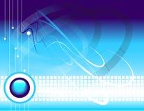 De achtergrond van de technologie vector illustratie
