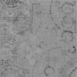 De achtergrond van de technologie Technologische elementen op grungekleur technoelement Royalty-vrije Stock Afbeelding