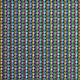De achtergrond van de televisie Stock Foto's