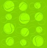 De achtergrond van de tennissport Stock Afbeeldingen