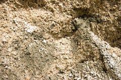 De Achtergrond van de Textuur van het zand Stock Foto's