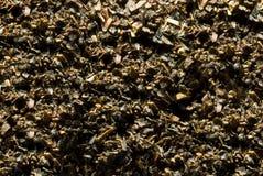 De achtergrond van de thee stock afbeelding