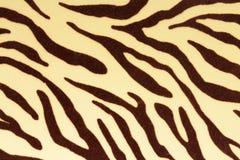 De achtergrond van de tijger Royalty-vrije Stock Fotografie