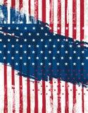 De achtergrond van de V.S., vectorillustratie Royalty-vrije Stock Afbeeldingen