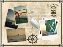 De achtergrond van de vakantie vector illustratie