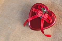 De achtergrond van de valentijnskaartendag Stock Fotografie