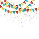 De achtergrond van de viering Royalty-vrije Stock Fotografie