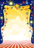 De achtergrond van de viering Royalty-vrije Stock Foto