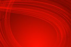 De achtergrond van de vlamgolf Stock Fotografie