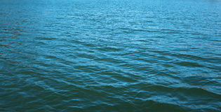 De Achtergrond van de waterrimpeling Stock Fotografie
