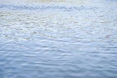 De achtergrond van de waterspiegel Stock Foto