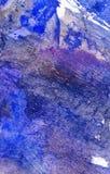 De achtergrond van de waterverf Royalty-vrije Stock Foto