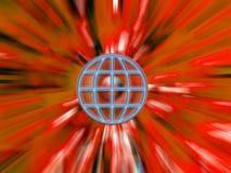 De achtergrond van de wereld vector illustratie