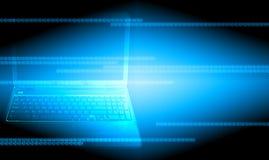 De achtergrond van de wereldtechnologie stock foto's