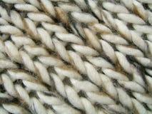 De achtergrond van de wol Stock Foto's