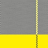 De achtergrond van de zigzag Royalty-vrije Stock Foto