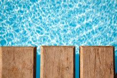 De achtergrond van de zomer Stock Afbeelding