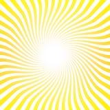 De achtergrond van de zon Stock Fotografie