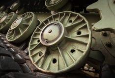 De achtergrond van de zware industriefoto Stock Afbeeldingen