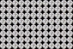 De Achtergrond van diamanten royalty-vrije stock foto's