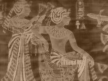 De achtergrond van Egypte vector illustratie