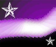 De achtergrond van Emo Royalty-vrije Stock Afbeelding