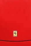 De Achtergrond van Ferrari Royalty-vrije Stock Afbeeldingen