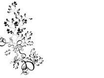 De achtergrond van Flourist Royalty-vrije Illustratie