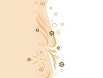 De achtergrond van Flourist Vector Illustratie