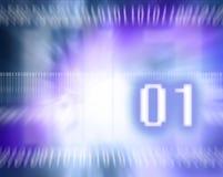 De Achtergrond van gegevens Stock Foto's