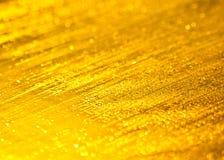De achtergrond van gouden glanst textuur royalty-vrije stock fotografie