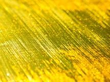 De achtergrond van gouden glanst textuur stock foto's